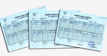 Persyaratan Pengajuan Kartu Keluarga ( KK )